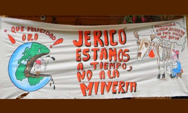 Jericó, segundo municipio al que le tumban acuerdo de prohibición minera