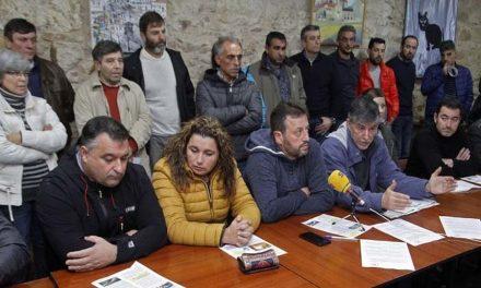 Frente común del sector del mar de Arousa contra la mina de cobre de Touro