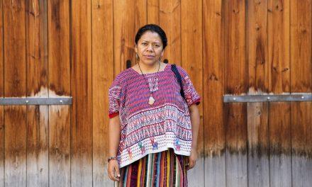 """Lolita Chávez: """"Hemos parado a las mineras con nuestras vidas"""""""