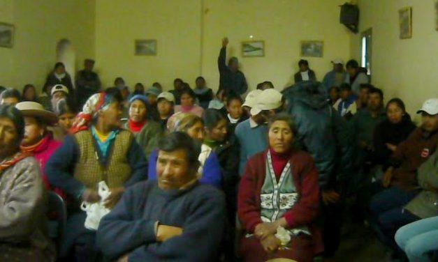 Comunidad atacameña de Jujuy anuncia acción judicial para detener proyecto de litio