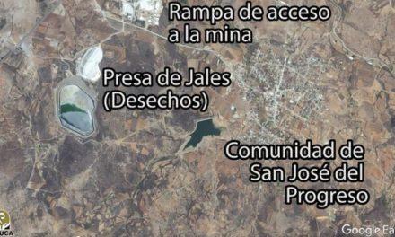 Minera canadiense ha despojado de 80 mil hectáreas a indígenas en Oaxaca