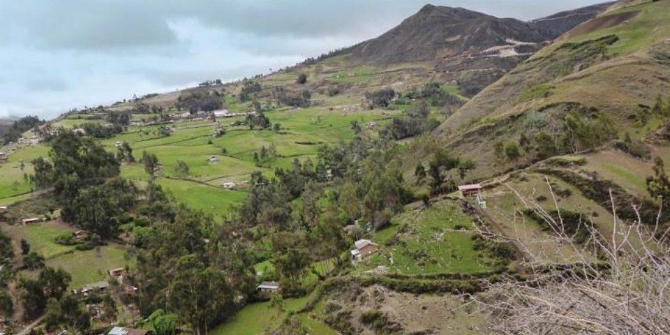 Pobladores marcharán en contra del proyecto minero Michiquillay