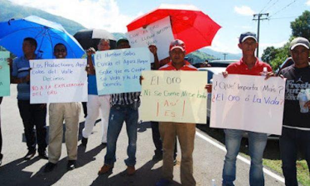 Legisladores se oponen a explotación minera en el valle de San Juan