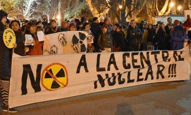 Solo votó el 25% del padrón y ganó el sí a la planta nuclear en Sierra Grande