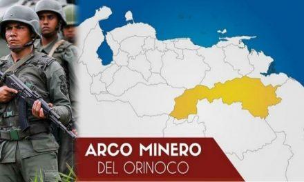 Militarización y minería en Venezuela