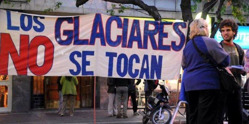 Defensa de los glaciares: Las asambleas resistirán el cambio que impulsa el Gobierno