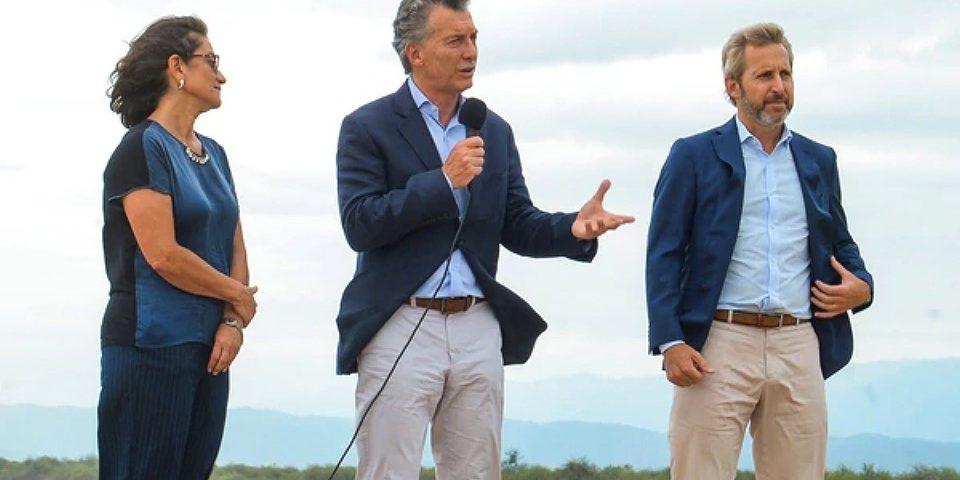 El presidente Macri recetó más saqueo minero para el norte argentino