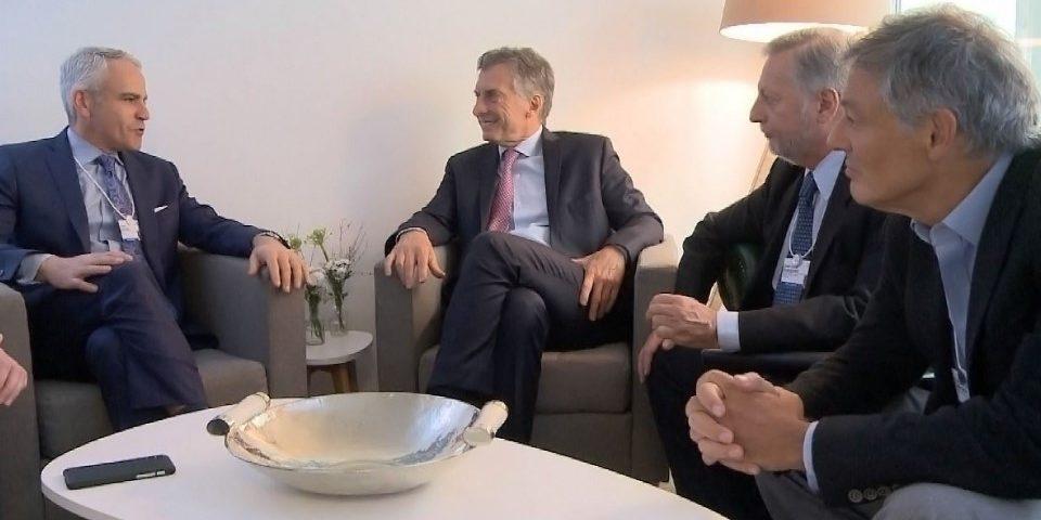Macri garantizó a Pan American Silver la apertura de mina de plata y plomo en Chubut