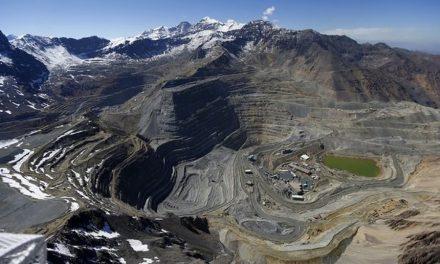 Chilena Codelco proyecta modificar mina Andina por amenaza a glaciares