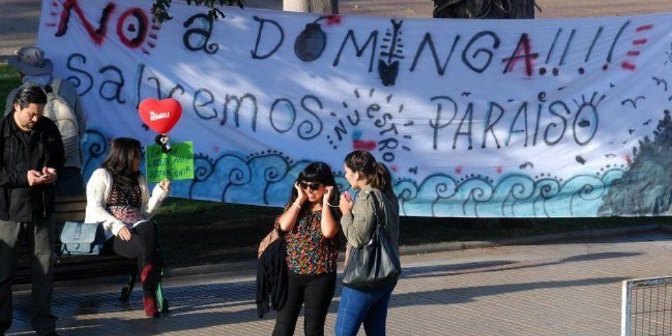 Gobierno volvió a defender su actuación en rechazo a Minera Dominga