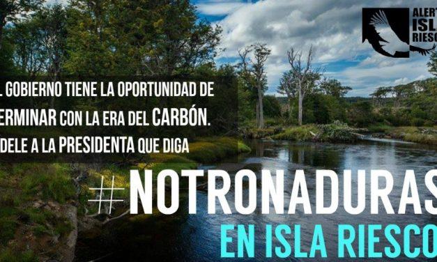 Comisión Ambiental rechazó tronaduras de Mina Invierno en Isla Riesco
