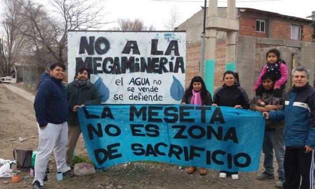 """En Aldea Sepaucal los pobladores tampoco quieren la """"salida minera"""""""