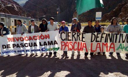 Por graves daños, Chile clausura definitivamente el proyecto minero Pascua Lama