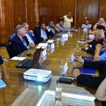 Otra reunión de intendentes con ministro de Macri para hacer minería en Chubut
