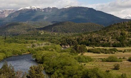 Trawn (parlamento) en defensa del río Corcovado-Carreleufú amenazado por proyecto hidroeléctrico