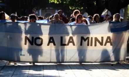 Hoy comienzan en Esquel las «Jornadas sobre Territorio y Extractivismo, por la Defensa del Agua»