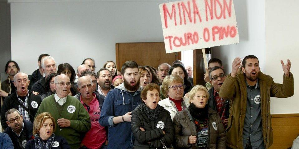 """La mina de cobre de Touro provocará un """"desastre ambiental sin precedentes"""""""