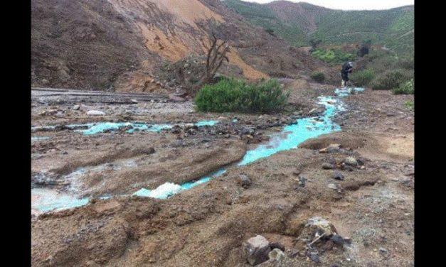 Brasil investiga posible contaminación de agua por residuos mineros en Pará