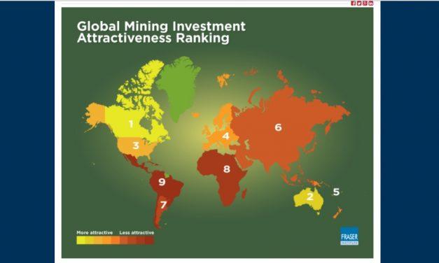 Datos desde Canadá: más rechazo social, menor atractivo para la mineras
