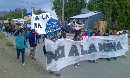"""En Gualjaina marcharán el viernes """"por el NO A LA MINA y apostar por la vida"""""""