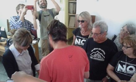 Los esquelenses demandan a los concejales que rechacen la embestida minera en Chubut
