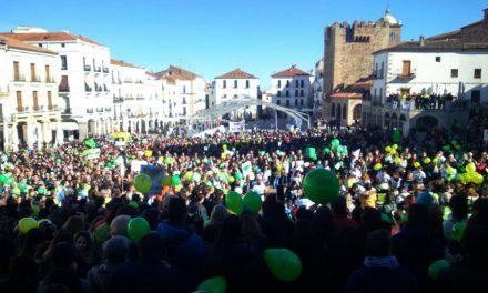 Cáceres dice no al proyecto de la mina de litio en La Montaña