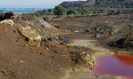 Aguas con metales pesados mineros llegan a poblaciones y el Mar Menor