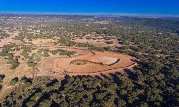 La mina de uranio de Retontillo amenaza la cuenca binacional del Duero
