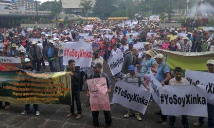 Parlamento Xinca pide cierre definitivo de mina San Rafael