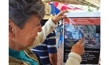 Piden cancelar la minería en Morelos
