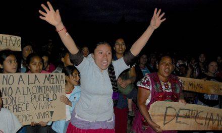 Indígenas que expulsaron a tiempo la minería festejan cinco años de lucha cotidiana