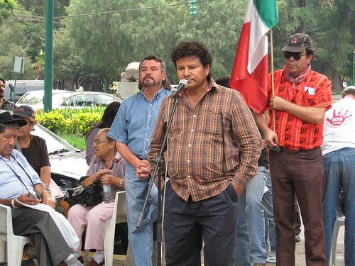 Mariano Abarca se opuso a minera y lo asesinaron. Su hijo pide ver hacia la embajada canadiense