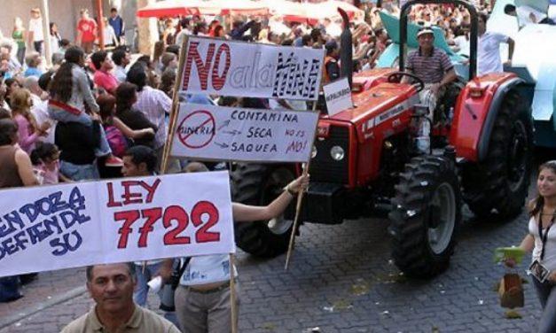 Un revés judicial fulminante para las mineras en Mendoza