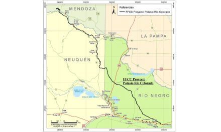 Mendoza e YPF harán estudios sobre infraestractura para el saqueo del potasio
