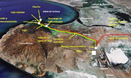 Denuncian contaminación de minera Miski Mayo en Sechura