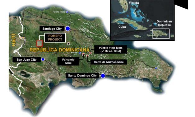 Explotación minera afectaría cursos de agua en San Juan y Haití