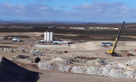 La mina Cerro Moro comenzaría a operar el segundo trimestre