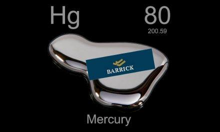 Sale a la luz que Barrick Gold acumuló el peligroso mercurio en Veladero