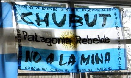 Este 4 de marzo habrá múltiples marchas por el NO A LA MINA en Chubut
