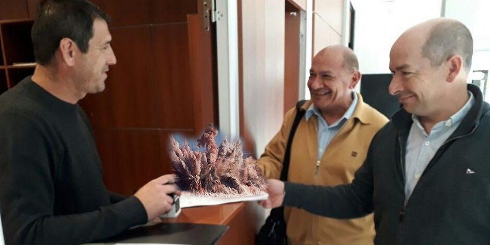 Un puñado de intendentes con proyecto de ley para que haya minería en Chubut