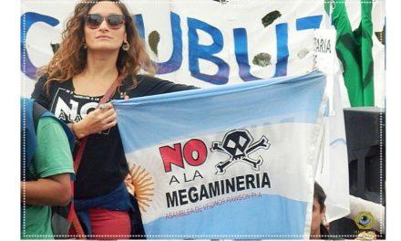 «La salida a la crisis no es la mega minería, es articular las luchas y estar en las calles»