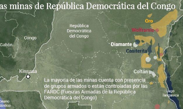 Código minero congoleño reduce beneficios a mineras y las empresas patalean