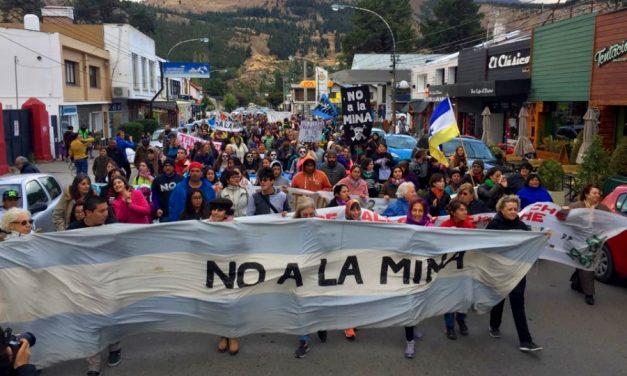 Gran manifestación a 15 años del triunfo del NO A LA MINA