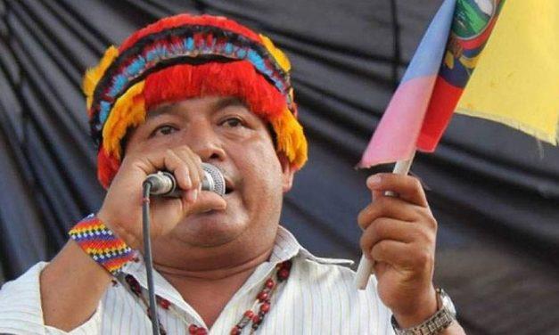 Juzgan a líder de la etnia shuar por oponerse a proyecto minero en Ecuador