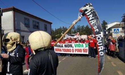 Atalaya Mining promete empleo en Galicia pero contrata trabajadores portugueses en Huelva