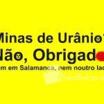 El Parlamento de Portugal rechaza por unanimidad la mina de uranio de Retortillo