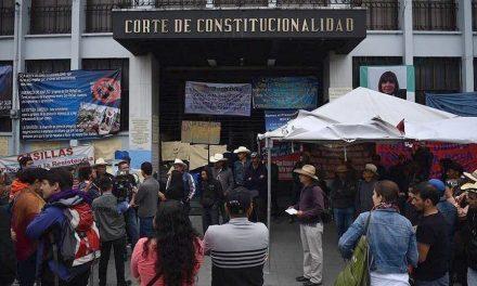 Constitucional de Guatemala evaluará existencia de etnia xinca opuesta a mina