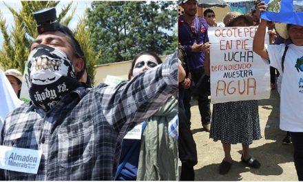 Caravana por la Vida llama a cerrar puertas a minería en Ixtacamaxtitlán