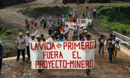 Integración , descolonización y extractivismo minero