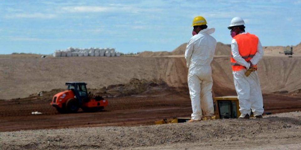 Dictan medida cautelar urgente por contaminación de plomo en San Antonio Oeste